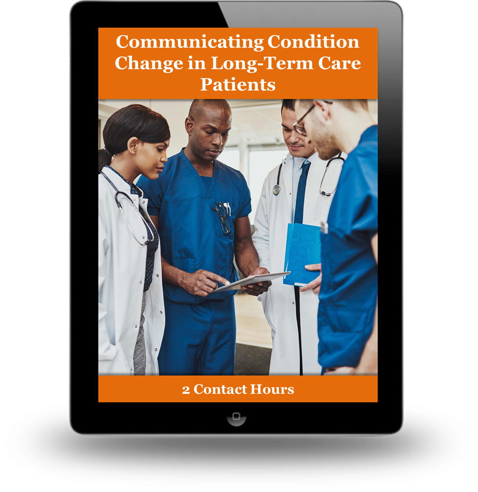Communicating Condition Change in Long-Term Care Patients