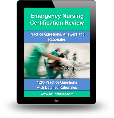 Emergency Nurse Certification Review Practice Questions