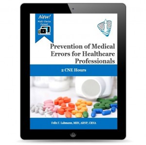 Prevention of Medical Errors for Healthcare Professionals