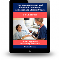 Nursing Assessment and Physical Examination Refresher and Clinical Update