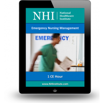 Emergency Nursing Management