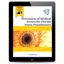 Prevention of Medical Errors for Florida Nurse Practitioners