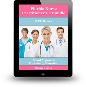 Florida Required Nurse Practitioner CE Bundle